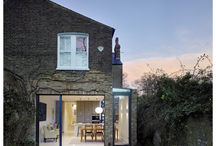 22 Milman Road • Queen's Park • London / Rear Extension and Refurbishment to a Victorian House