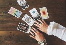 Tarot Journey / When we gaze into the Tarot we connect with the symbols, themes, and archetypes that touch us deep within our subconscious. The decks connect us back to the myths we  know in our bones and spirit. Tarot takes you on your own Fool's journey to self-discovery and spiritual transformation.