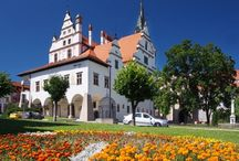 Levoca town, Slovakia / Medieval city of Levoca is very popular tourist destination located in eastern Slovakia. This town is inscribed in the UNESCO World Heritage List.
