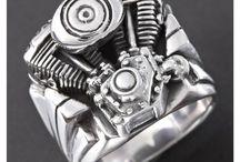 Anéis Motos / Anéis em aço inox, produtos novos a pronta entrega, pagamento via boleto depósito e ou cartão em até 12x, envio para todo o Brasil, entrega garantida e ou seu dinheiro de volta !
