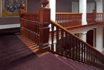 Carpets for the staircase / Runners and carpets to bring some character and class to your stairs.