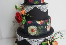 Malowane torty
