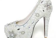 Wedding heels / What's on your feet on your special day is important too!