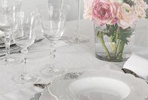 L'art de la table - Mathilde M.