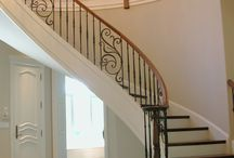 Mediterranean Staircase Remodeling Gallery / The Mediterranean Staircase Remodeling Gallery embodies the look and feel of Mediterranean style architecture. The Tuscan, Scroll, Endecor, and Gothic series are a few of the styles found in this gallery. Many of these balusters are individually square hammered to create a unique style and appearance. Balusters from the Endecor and Scroll series offer clients beautifully spiraled wrought iron focal points. Many of these parts pair interchangeably to offer clients versatility in their designs.