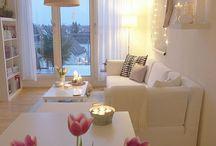 Salones y salas de estar / decoración de salón y salas de estar
