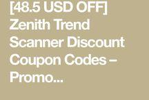Zenith Trend Scanner