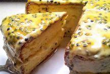 cakes granaddilla