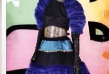 Fur collection by designers