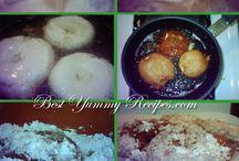 Pancakes apple fritter