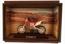 Moto Honda 450 R PERSONALIZADA