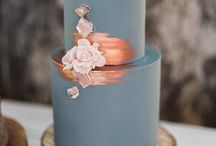 Stylish Wedding Cakes