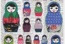 The Slavic Bazaar / Eastern European finds and inspirations. / by Sasha Grubor