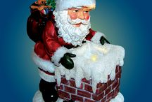 Christmas Statues & Decorations