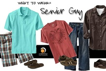 Style Board - Senior Guy