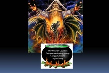 The Wizard's Cauldron Blog / Mark Barry, Green Wizard Publishing, author interviews