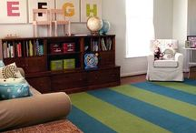 Future Homeschool room / by Stacy Smith-Frost