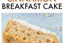 (Breakfast)Cake