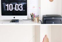 HOME || OFFICE / by Kayleen Taulanga