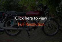 Mandy's bike / Paint schemes for Kawasaki G4TR