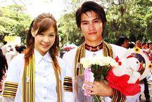 Jong Thais koppel gedood door bliksem