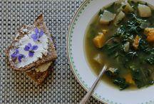 * Soups & Stews / מרקים ותבשילים / by Yonit Shahar