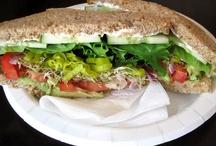 Sandwiches  / by Sondra Claflin