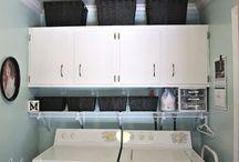 Home Laundry Room / by Nancy Giansante