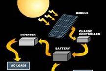 Solar and generators