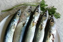 Mackerel and other fish / Interesting ways with fish