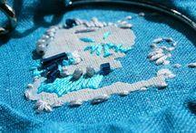Art textile 〷 / My textile Art