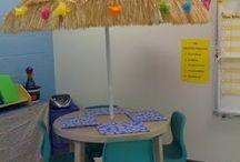 Kindergarten decor