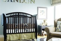 Home- Nursery / Because setting up a baby nursery is so fun! Lots of great baby room design, storage, and organization ideas.