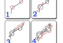 Zen tangle tutorials