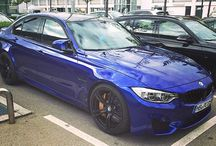 BMW San Marino Blue