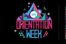 Orientation week and related goodness