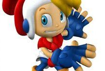 Sega Superstars / Official Artwork and Screenshots from #Sega Superstars. More info on #Sonic Games @ http://sonicscene.net/sonic-games/main-series-games