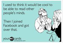 (Facebook) humor