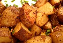 'Potatoes' & Veggie Sides / by Nicole Fraser