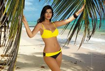 Oh so Sunny! by Self / Self Collection yellow bikinis, sunny, summer style