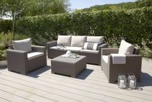 Patio Furniture 2016 / Beautiful New Outdoor Furniture Sets by Allibert & Keter | Make 2016 your most beautiful year outdoors! | Exclusively available at za.keter.com