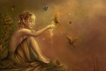 Angels, Faeries, Elementals... / The World is Filled with Fascinating Be-ings