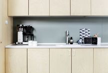 Kitchens / by Helen Erwee
