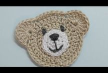 video knitting, crocheting, embroidery