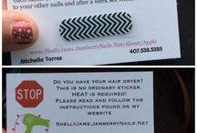 Kayla Jamberry Nail Wraps / Everything you could want to see & know about Jamberry Nail Wraps Jamberry Nail Inspiration