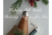 [to do] Holiday Gifts