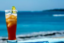 Mexican Cocktails / Nothing like an ice-cold cocktail to sip while enjoying a spectacular Mexican sunset. | Punta Mita Rentals
