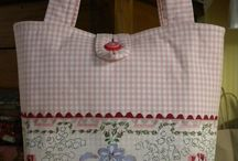 Vintage Hankie Projects / Ideas for using the stash of vintage hankies from my Grandmother