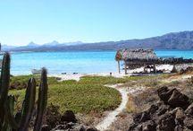 Beaches of Loreto / The beautiful beaches in and around Loreto