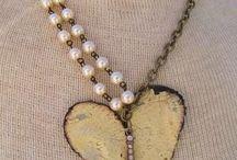 jewelry / by Brenda Marczynski